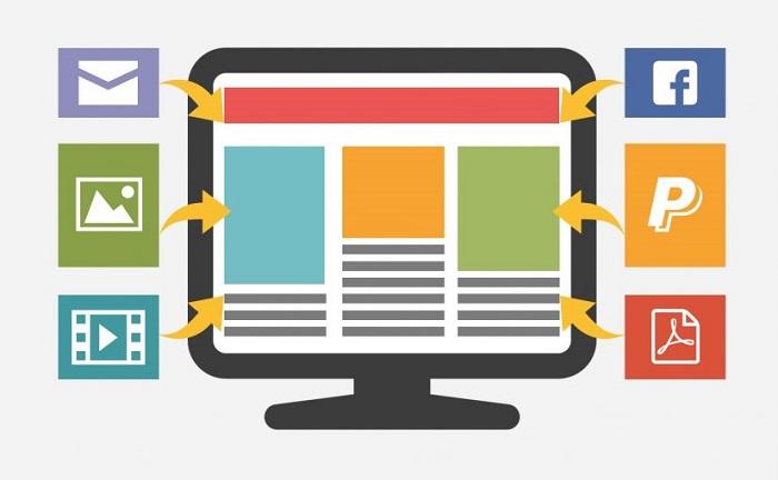 Конструктор для сайтов