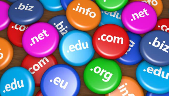 стоимость доменов для сайта